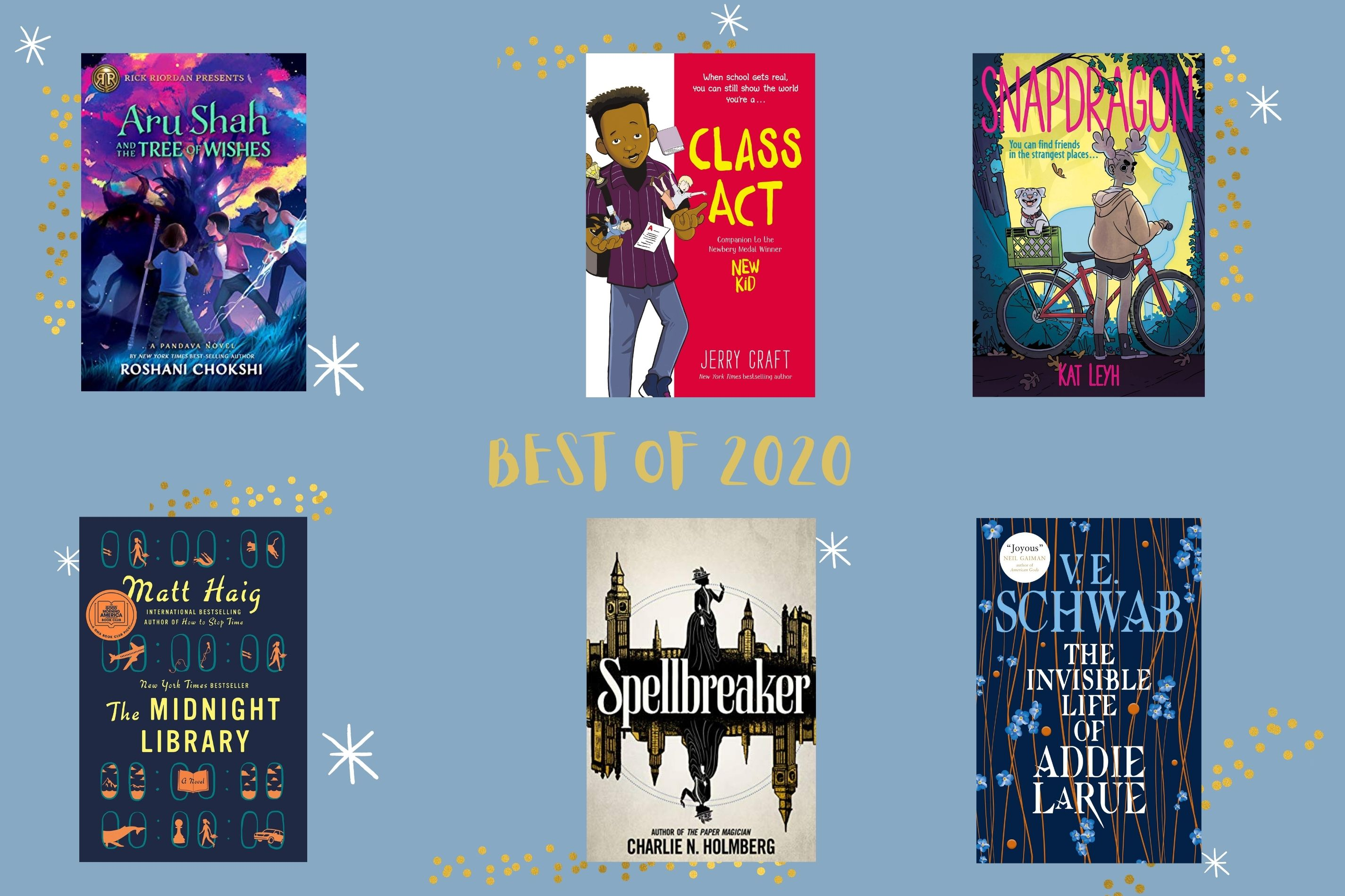Best of 2020: Staff Recommendations