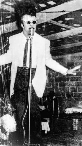 Little Richard in Arlington Hill Nightclub