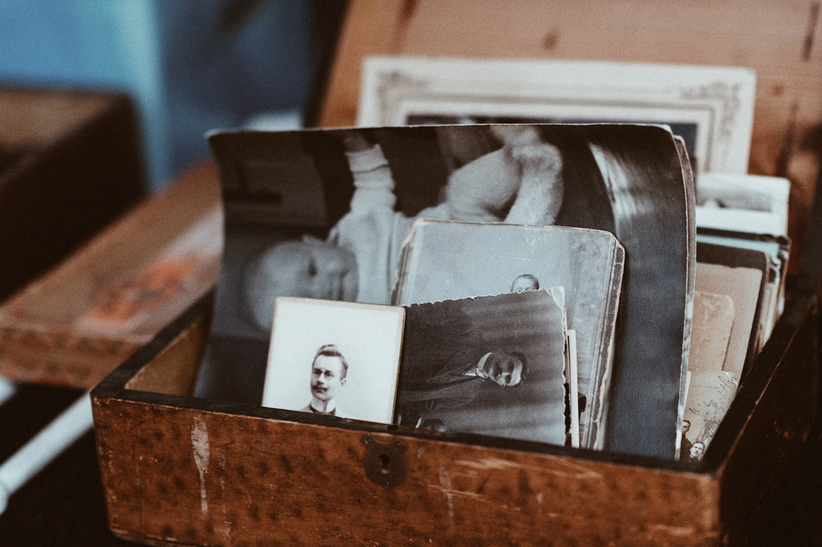 Seven Ways to Work on your Genealogy at Home
