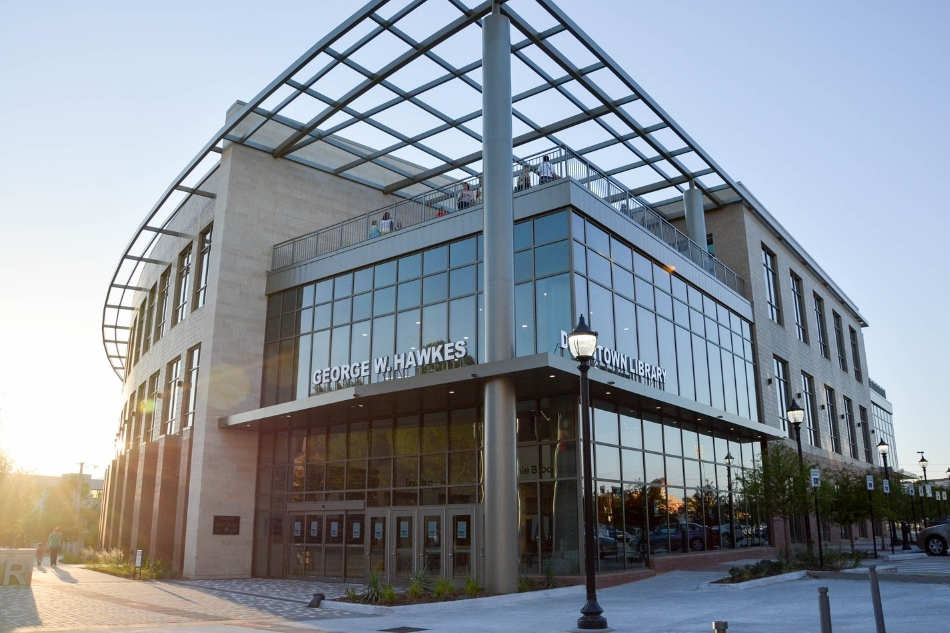 Hours and Services Restored at the George W. Hawkes Downtown Library