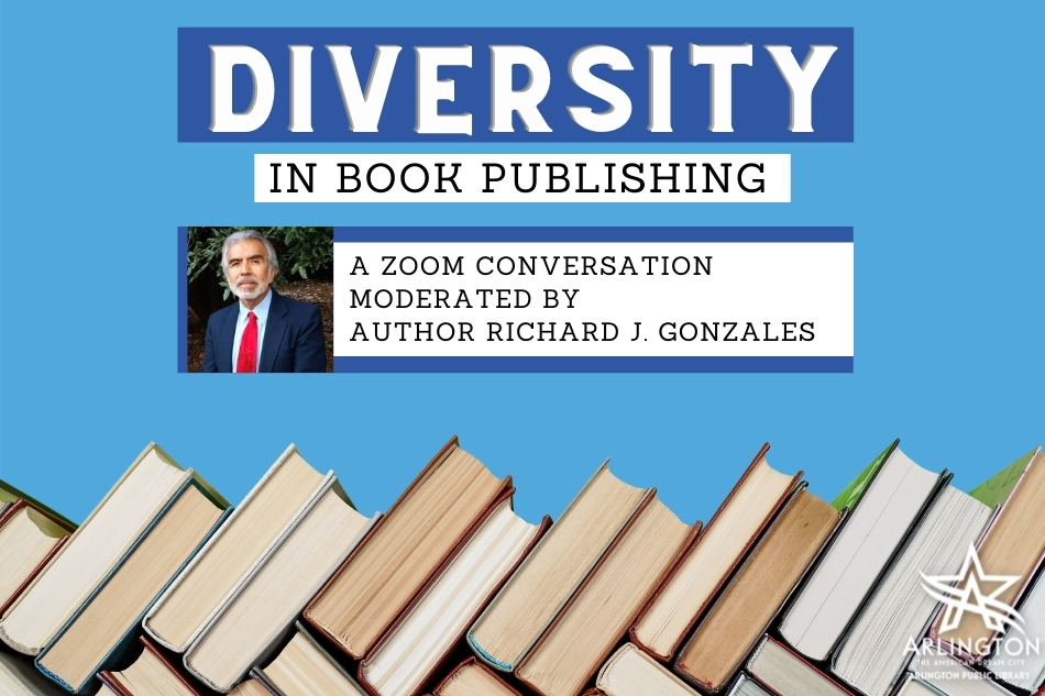 Diversity in Book Publishing: A Conversation Hosted by the Arlington Public Library