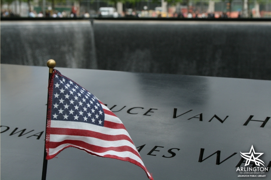 Library on Topic: 9/11 Living in Our Hearts and Minds